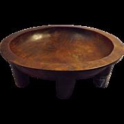 Samoan Tanoa - Kava Bowl - Eight Legs