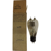 US Army Vacuum Tube RCA 834 Radio Corp of America