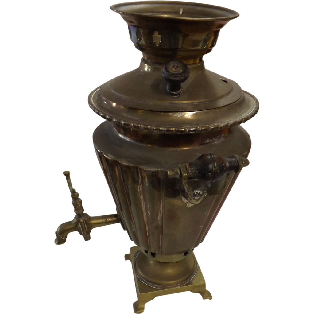 Stunning old Samovar