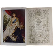 Queen Elizabeth Coronation 1953 - The Illustrated London News