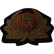 British United Airways Cap Insignia
