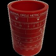 Universal Circle Metric Converter - Ole Jorgensen