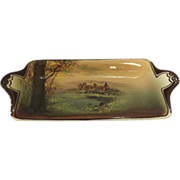 Royal Doulton  Tintern Abbey Sandwich Tray