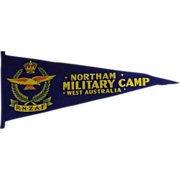 R.N.Z.A.F Northam Military Camp Pennant