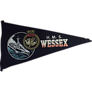 H.M.S. Wessex Pennant