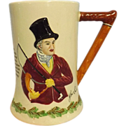 "Crown Devon Fieldings ""John Peel"" Musical Tankard"