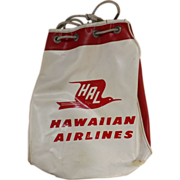 Hawaiian Airlines Cabin Bag - Circa 1950