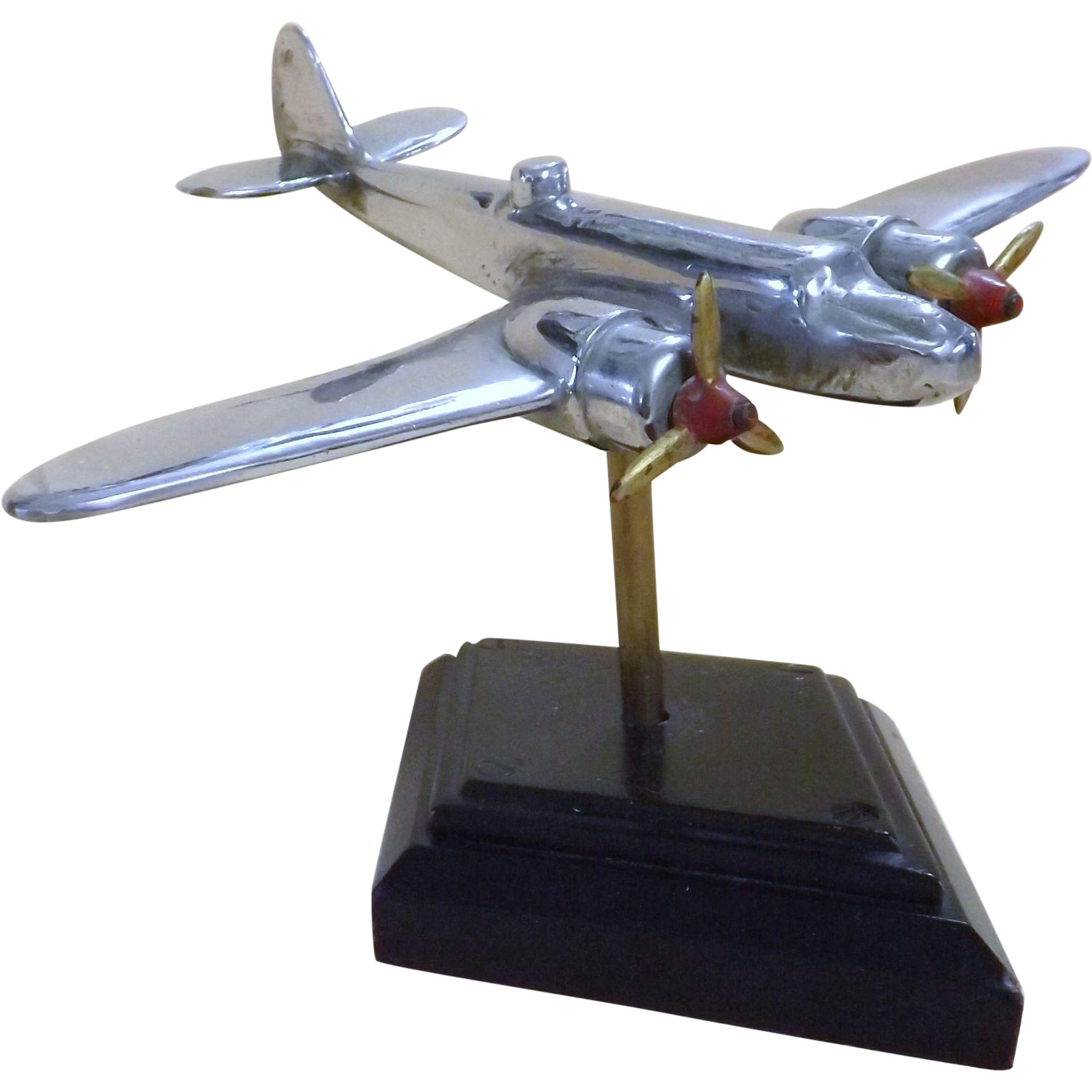 Trench Art  WW11 Bristol Blenheim Fighter/Bomber