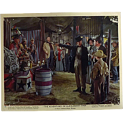 The Adventures of Huckleberry Finn - 4 x Lobby Cards