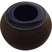 Royal Doulton Stoneware Vesta Striker & Spill Vase