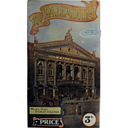 The Palladium Oxford Circus London - 1916 Programme