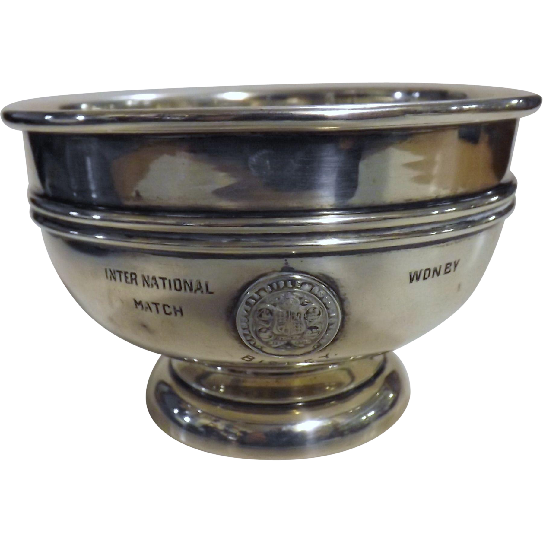 Transvaal Rifle Association International Match Cup - 1913 Trophy