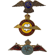 Aviators Badges