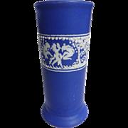 John Tams Sylvan-Jasper Vase Circa 1920