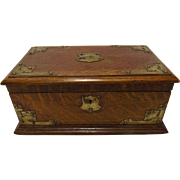 Arts & Crafts Deed Box - Circa 1900