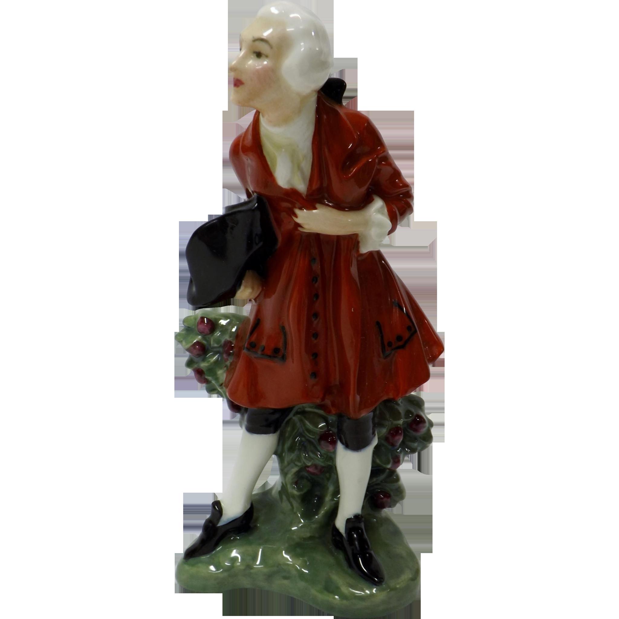 RARE Royal Doulton 1926 Figurine 'Masquerade' HN599