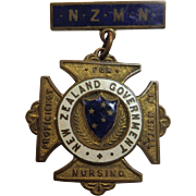 Mental Health Nursing Badge - New Zealand Government