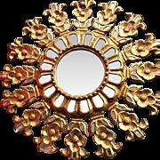 Gorgeous Peruvian Sun Mirror