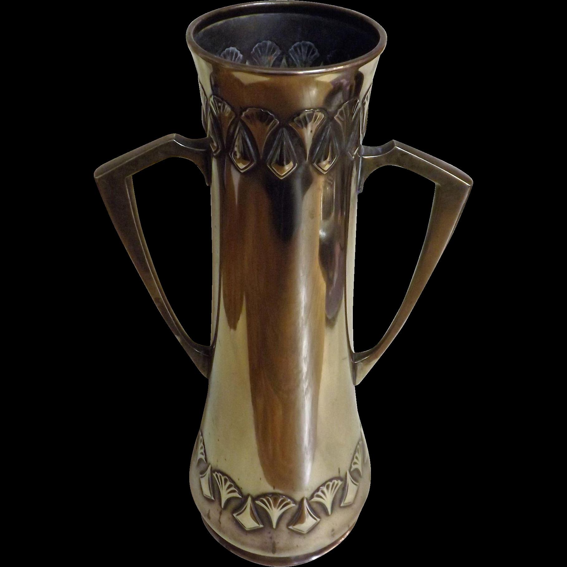 WMF Jugendstil Vase Circa  - Germany 1890- 1910