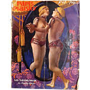 Risque PARIS Plaisirs No 47 Magazine - May 1926