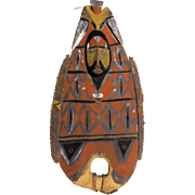 Papua New Guinea Fighting Shield