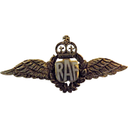 R.A.F. Sweethearts Badge - World war Two Era