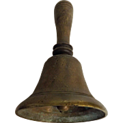AIR RAID Hand Bell - Great Britain 1942