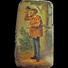 Georgian Lacquer Snuff Box