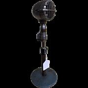Microphone 1940's - Laboratorios Herus Argentina