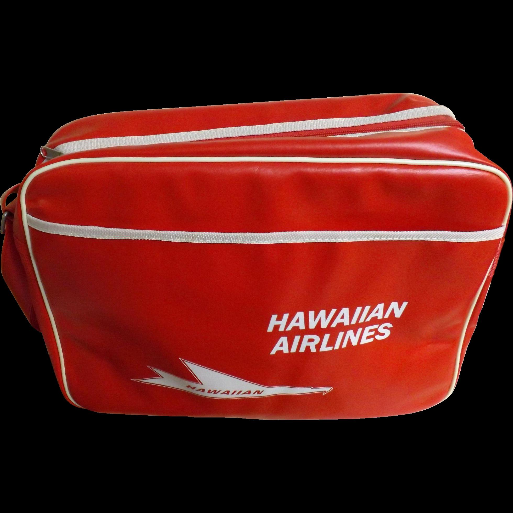 Hawaiian Airlines RETRO Cabin Bag
