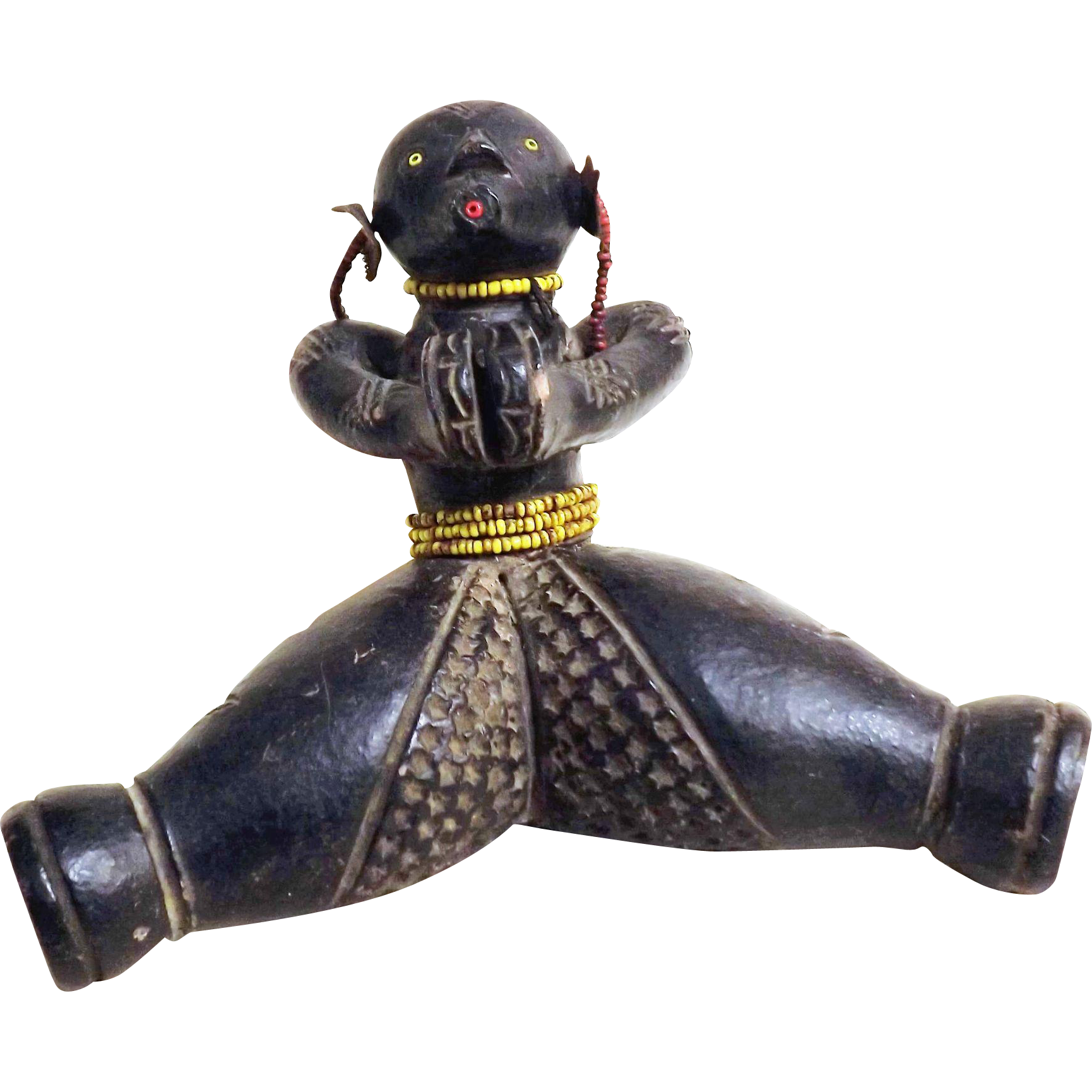 African Tribal Fetish Doll