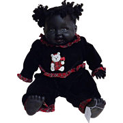 A 'So Cute' Black Baby Doll