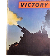 VICTORY Magazine Vol. 1  No.5 - 1943