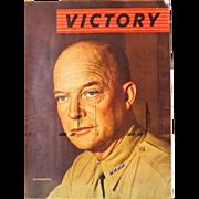 VICTORY Magazine Vol. 2  No. 1  - 1944