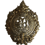 Argyll & Sutherland World War One Army Badge