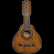 Bandurria - Jaime Ribot -Barcelona - Circa 1910