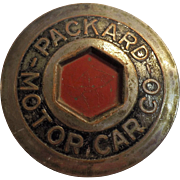 Packard Motor Car Co Badge