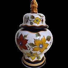 GOUDA Ginger Jar - Goedewaagen Plateel
