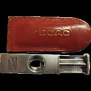 BOAC First Class Sterling Silver  'Cigar Cutter' - Circa 1960's