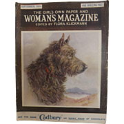 The Girls Own Paper & Woman's Magazine - Great Britain Sept. 1924