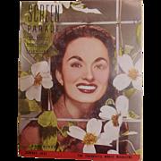 Screen Parade Magazine - January 1953 New Zealand