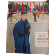 Ladies Home Journal Magazine - November 1954