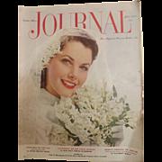Ladies Home Journal Magazine - June 1951 USA