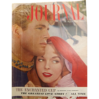 Ladies Home Journal Magazine - July 1953 USA