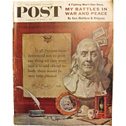 Saturday Evening Post Magazine - January 21 1956