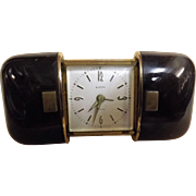 Europa Travel Alarm Clock Circa 1950