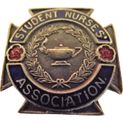 British Student Nurses Association Badge