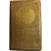 Post Office Savings Bank of New Zealand Money Box