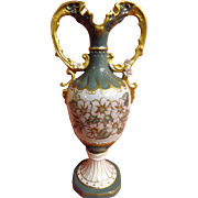 Beautiful Genuine ROYAL DUX Vase with Full Marks
