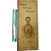 PHILIPS' Popular Manikin - Edited By W.S.Furneaux - Circa 1900